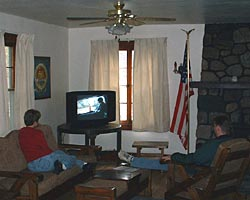 Bill & Chris Phipps…they don't have cable tv at home. ;-)